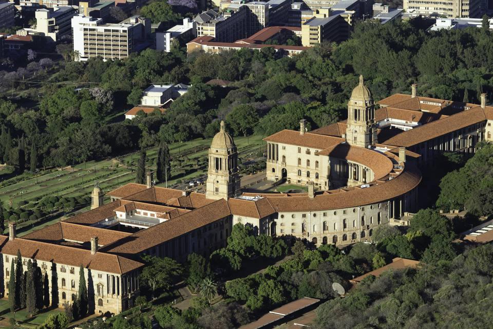 Alphabetical List of African Capital Cities Pretoria Union Buildings South Africa