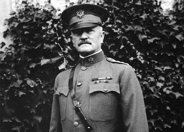 John J. Pershing during World War I
