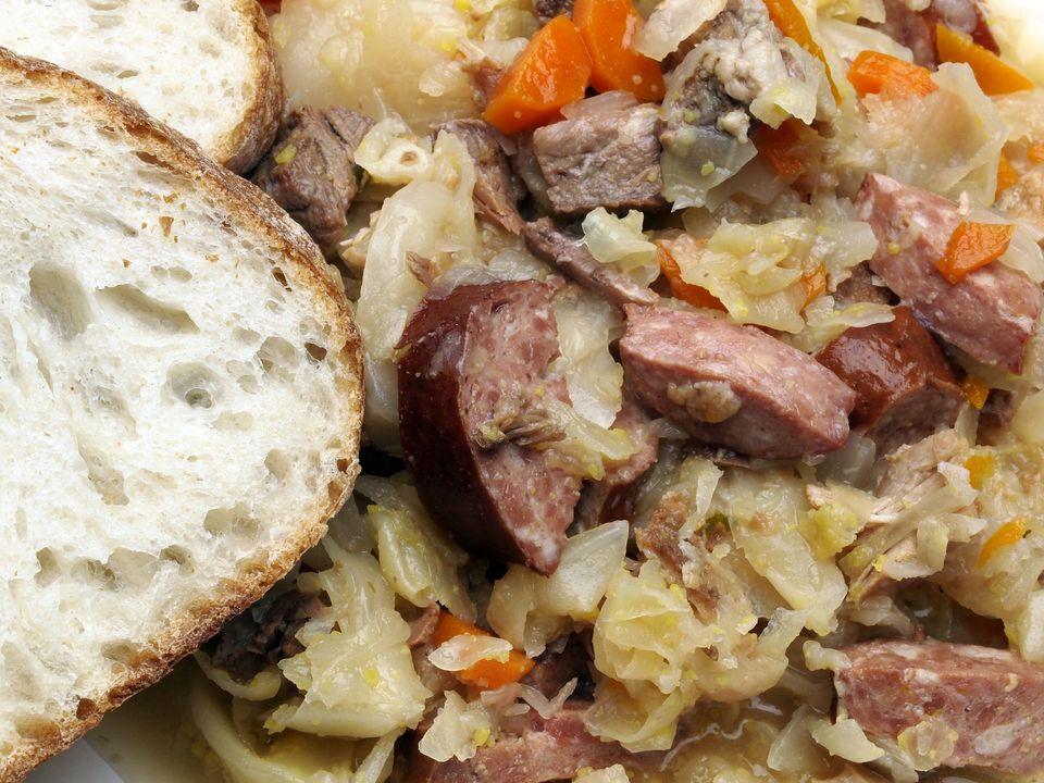 Hunter's Stew - Bigos