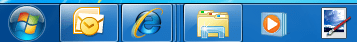 The Windows 7 Taskbar