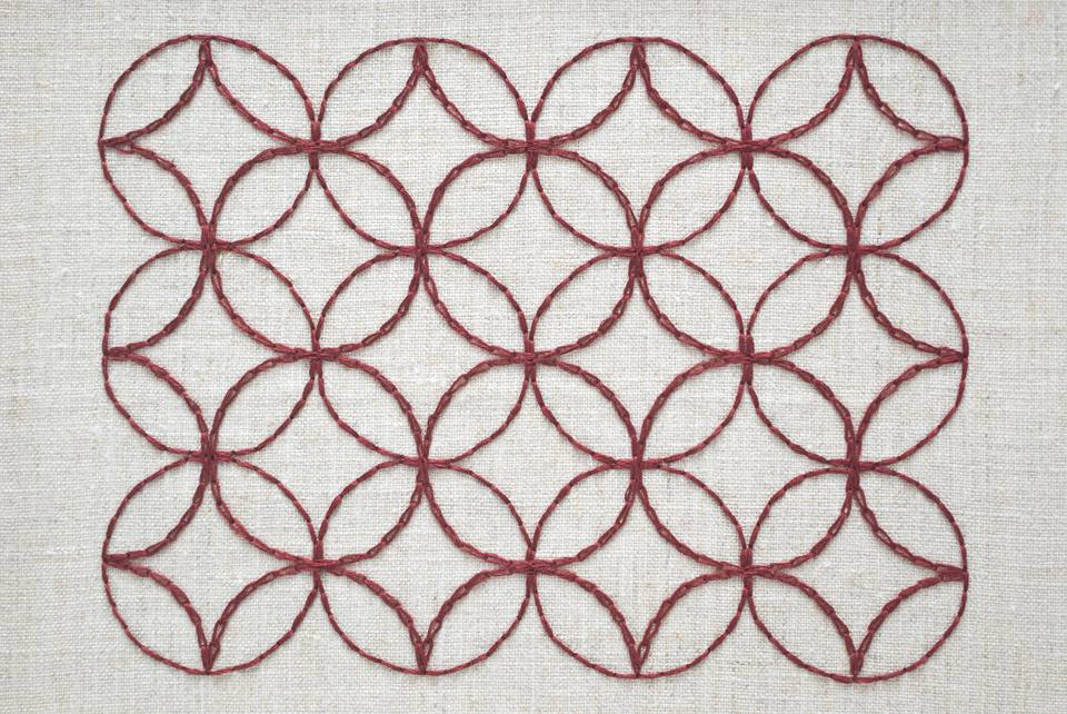 Sashiko Patterns Projects And Information