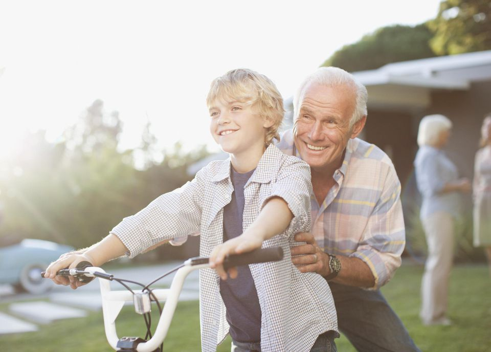 Grandparents in Oregon want to maintain contact with grandchildren