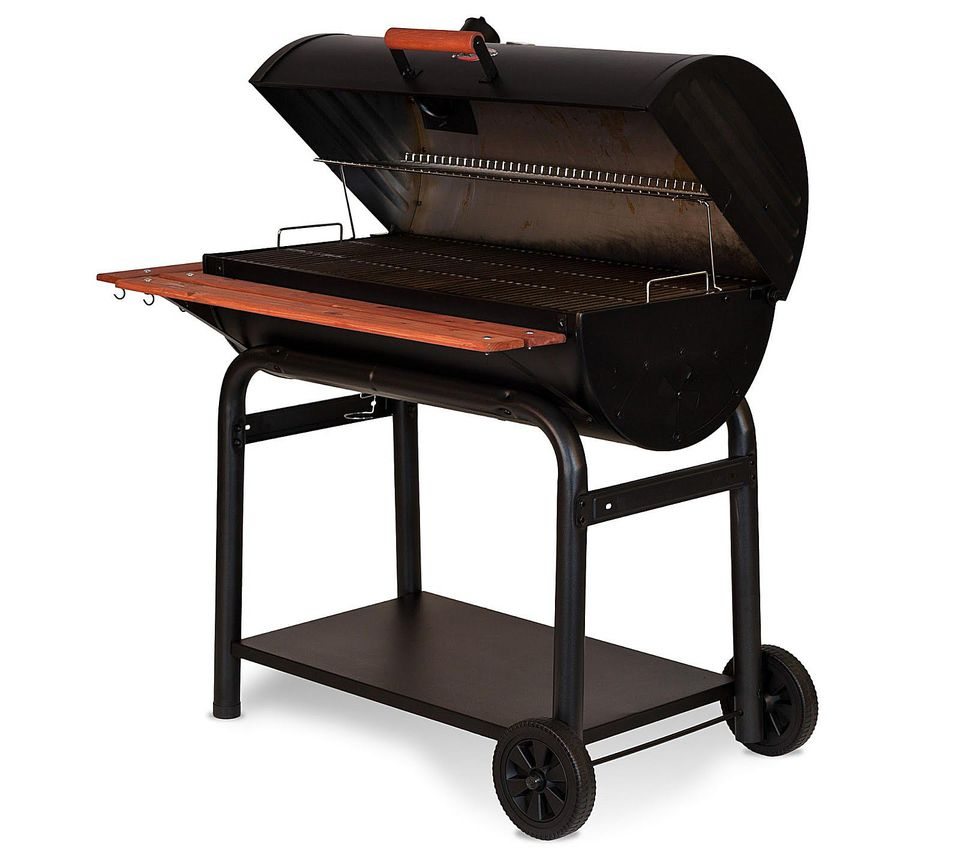 Char-Griller Outlaw Charcoal Grill/Smoker