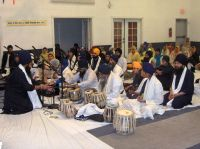 Kirtan Rain Sabaee - All Night Worship Service