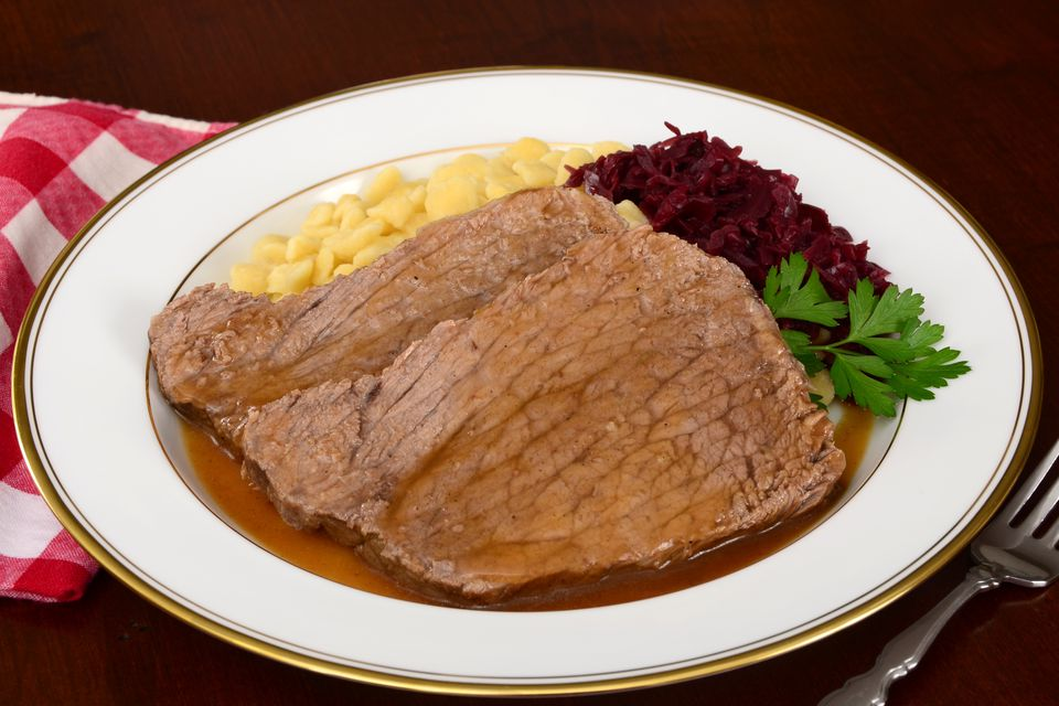 Pressure cooker sauerbraten recipe for Stanhope swimming pool opening hours