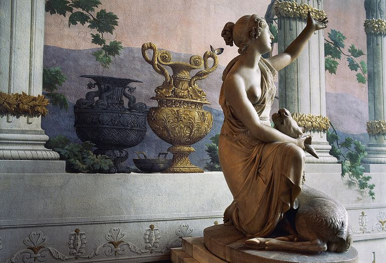 The Goddess Diana