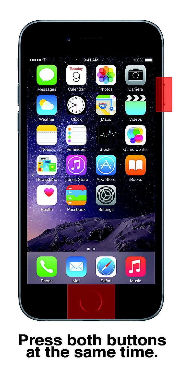 iphone screen rotation