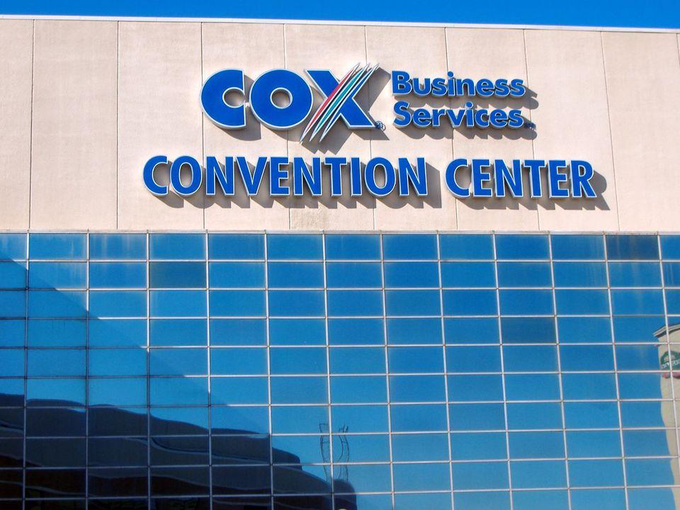 Cox Convention Center