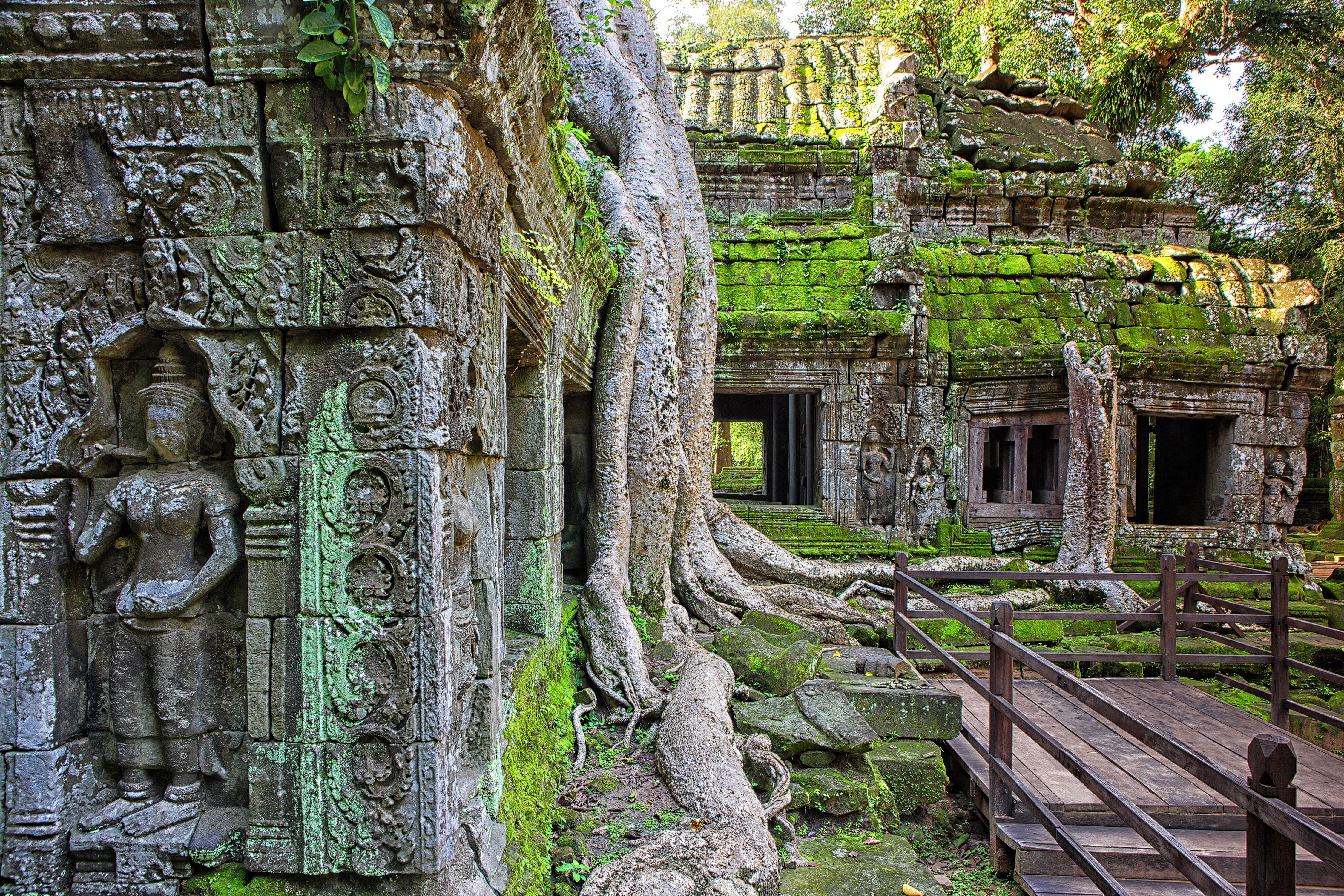 Where Is Angkor Wat Visitor S Information