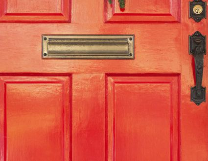 Feng Shui Colors For A North Facing Front Door