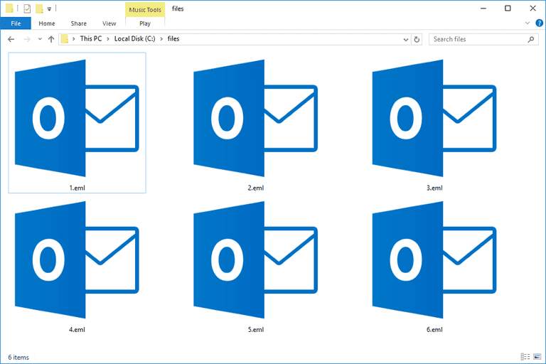 EML Files