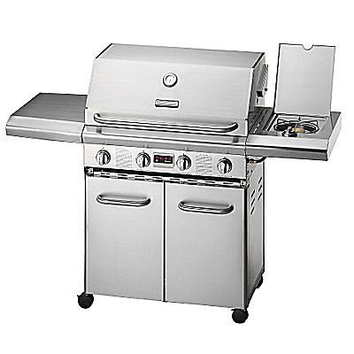 Kenmore Cross Ray Gas Grill Model #16671