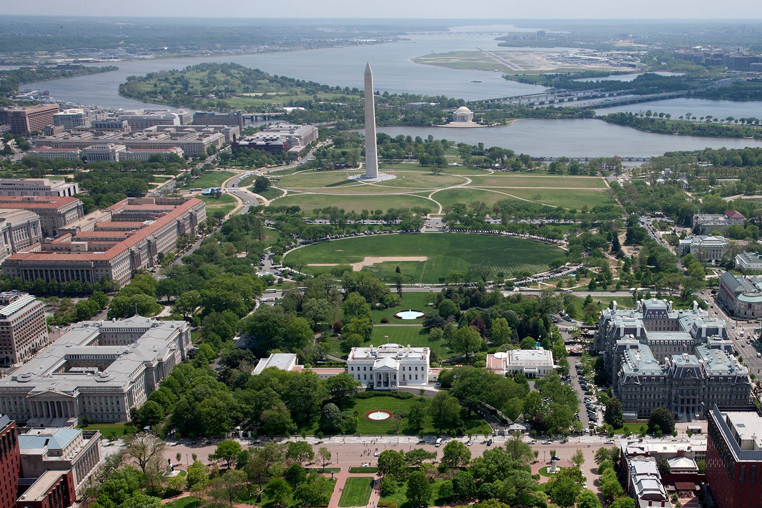 Where Is Washington Dc  Geography  Geology And Climate