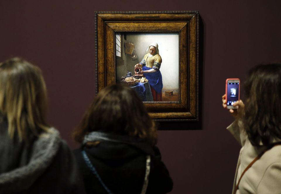 Vermeer Louvre