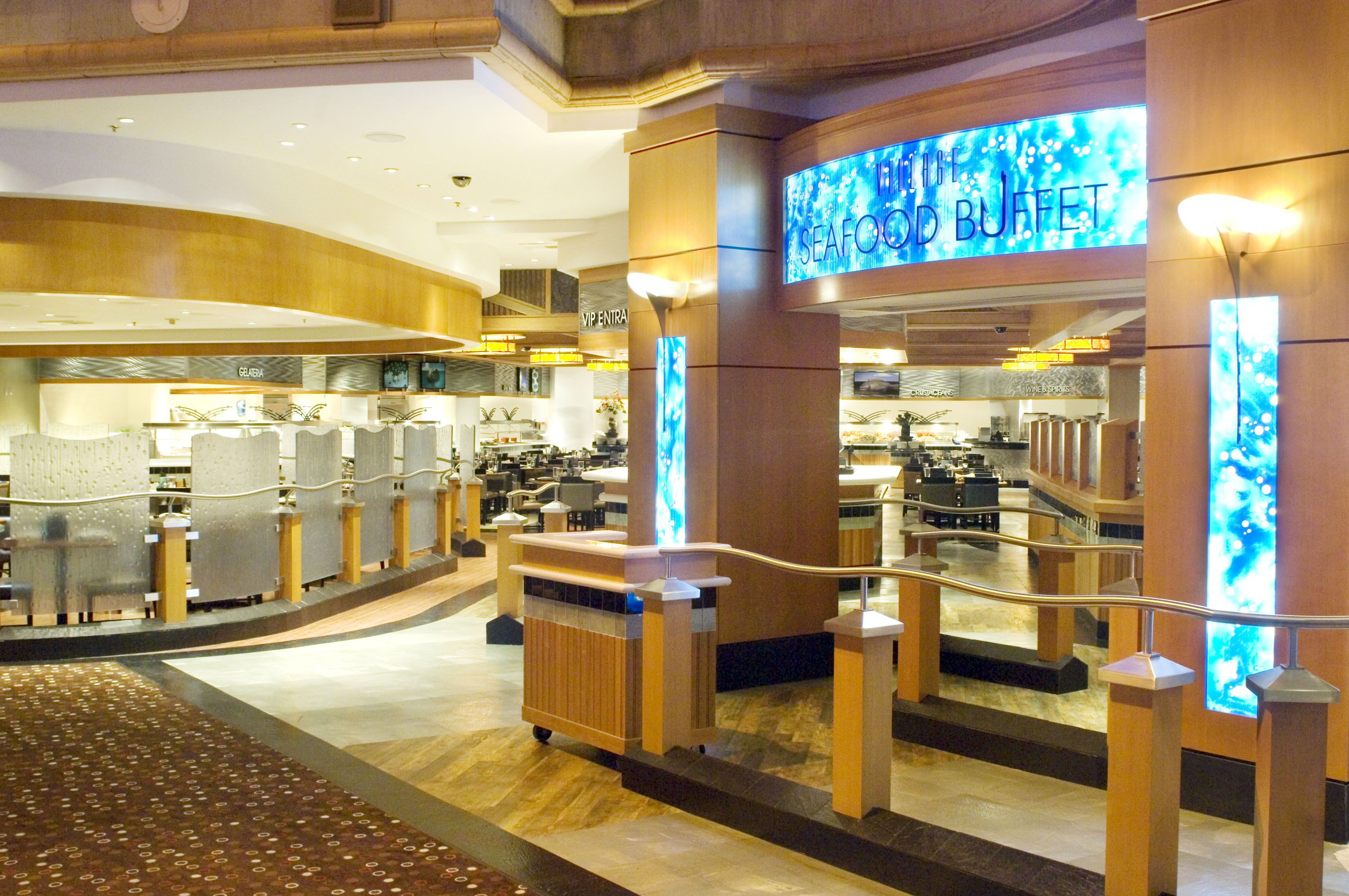 Village Seafood Buffet At The Rio Las Vegas Review