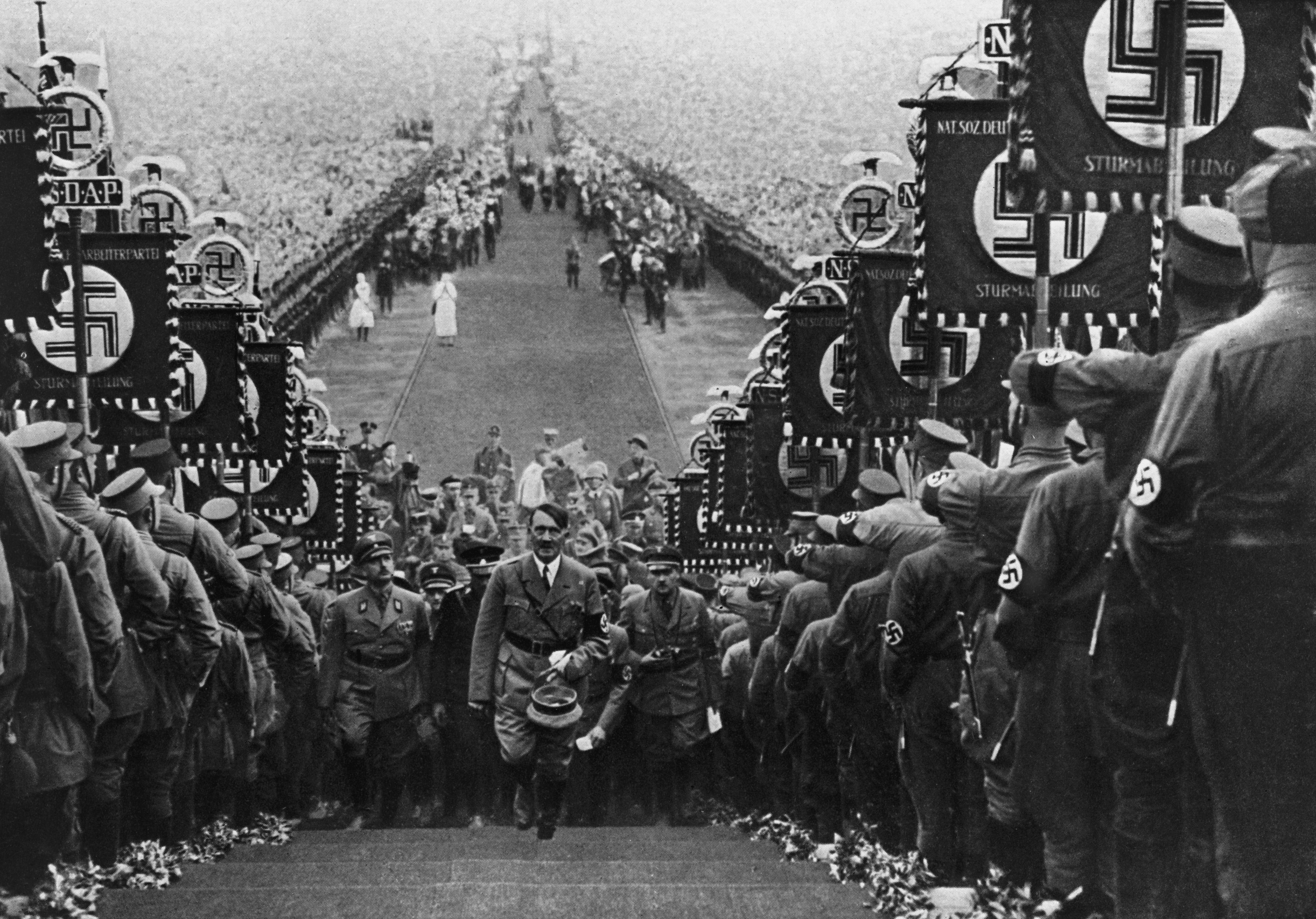 The Treaty of Versailles and Hitler's Rise to Power