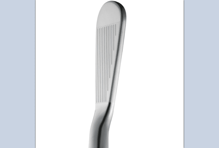 Titleist MB iron blade from 2012