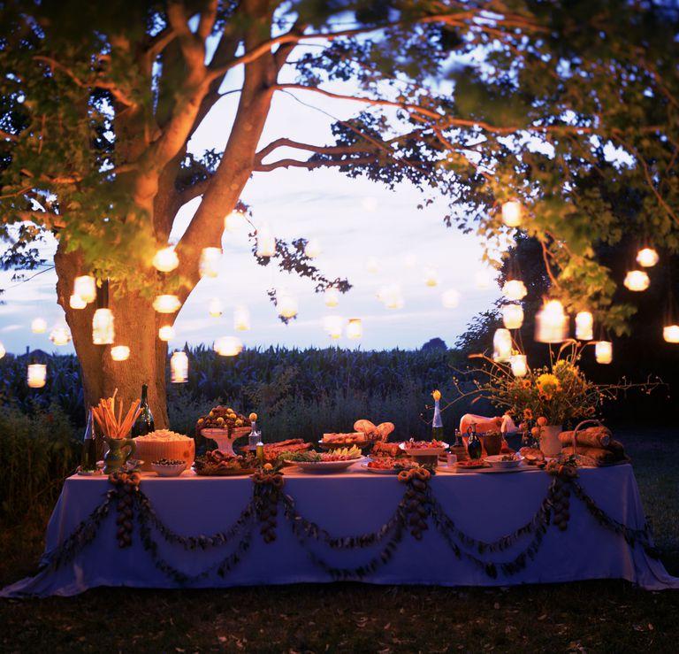 DIY Banquete de boda Ideas para hacer tu misma el banquete de bodas.