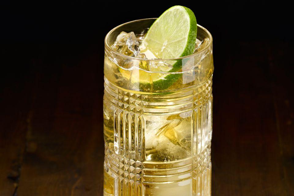 Juan Collins Tequila Mixed Drink Recipe