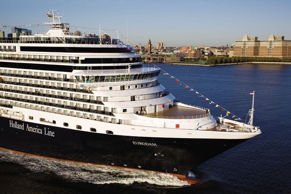 MS Eurodam, Holland America Line