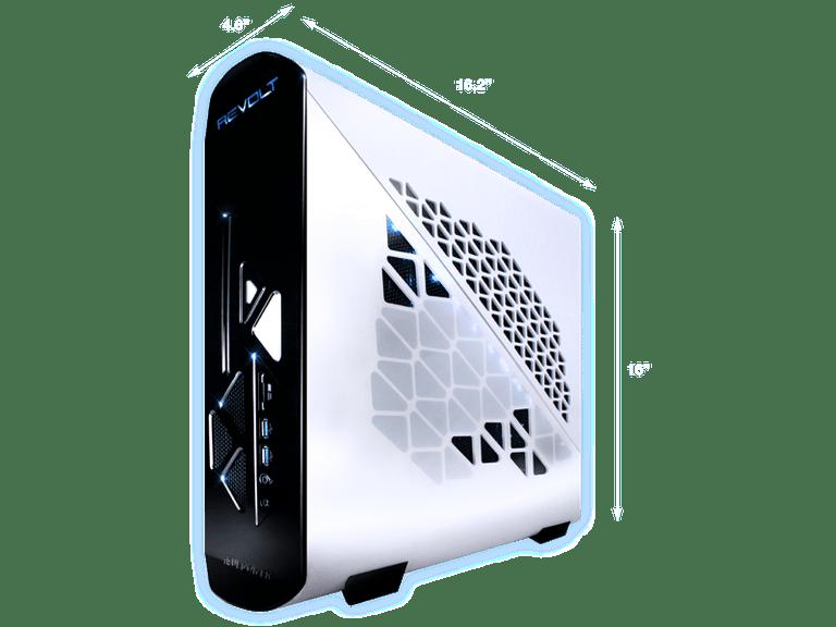 iBUYPOWER Revolt Slim Gaming Desktop PC
