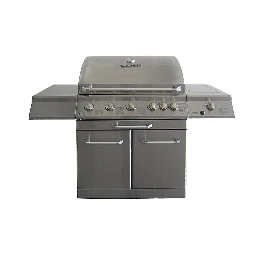 Perfect Flame 5-Burner Gas Grill Model #720-0522