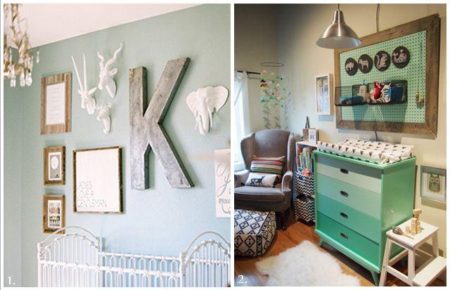 Beyond Blue 12 Unique Color Palettes For A Boy S Nursery