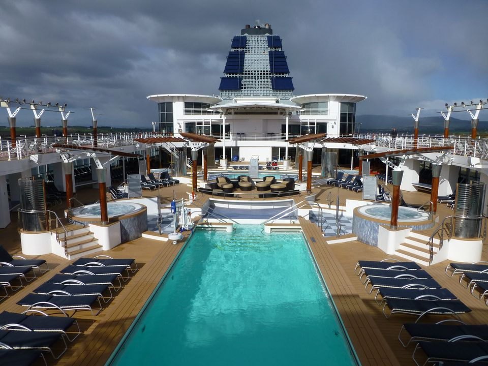 Celebrity Infinity Deck Plans, Diagrams, Pictures, Video