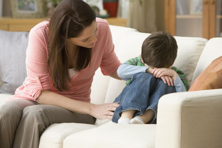 Emotion coaching helps kids learn about their feelings.