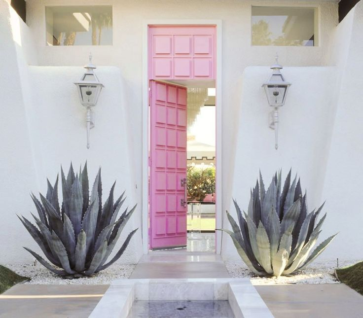 11 Colorful Doors That Rock