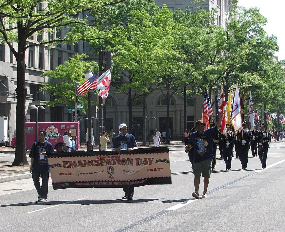 Emancipation Day Parade