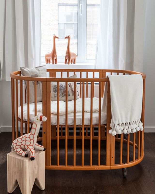 Scandinavian Crib New The Nordic Nursery Kids Rooms With Scandinavian Style  2017