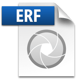 Picture of the ERF file icon
