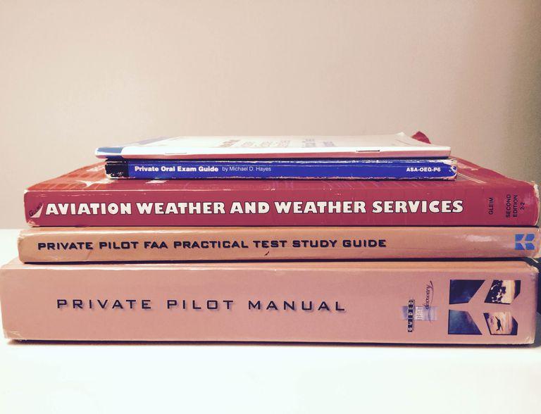 Private Pilot Books