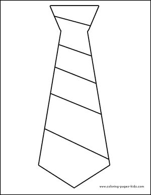 tie coloring page. A coloring page of a tie 169 Free  Printable Father s Day Coloring Pages