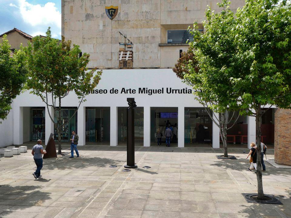 museo de arte bogota columbia