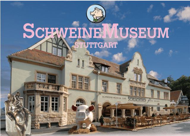 Schweine Museum Stuttgart