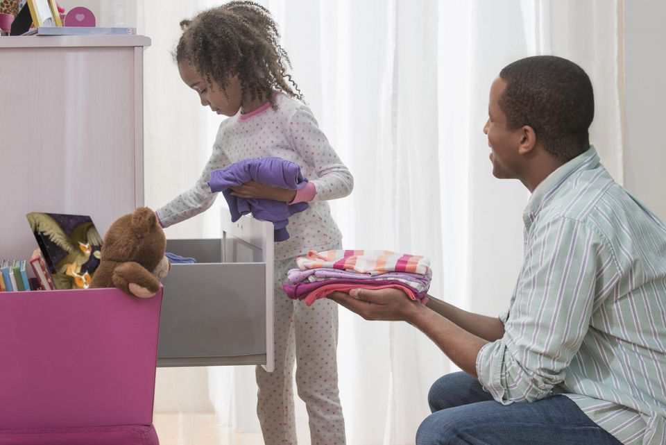 Put Away Clothes Definition ~ Use laundry to teach kids learning skills
