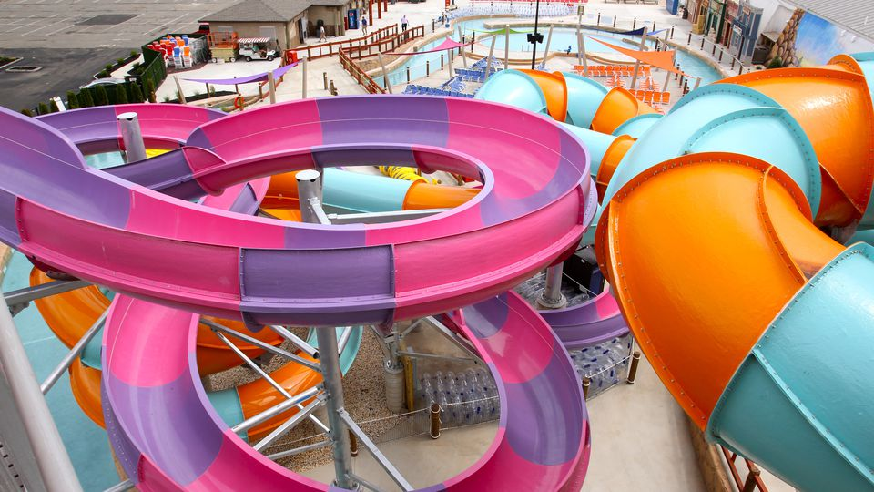 New Jersey Water Parks Outdoor And Indoor Fun