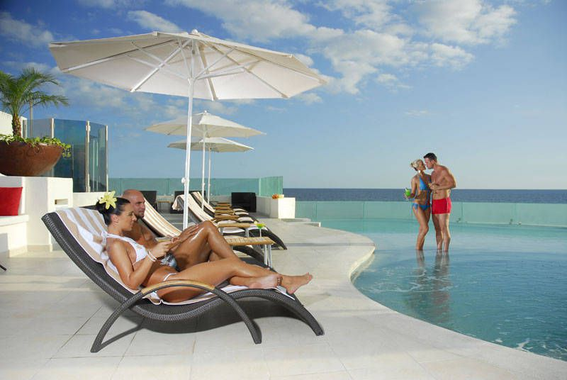 Adults-Only Resorts in Cancun