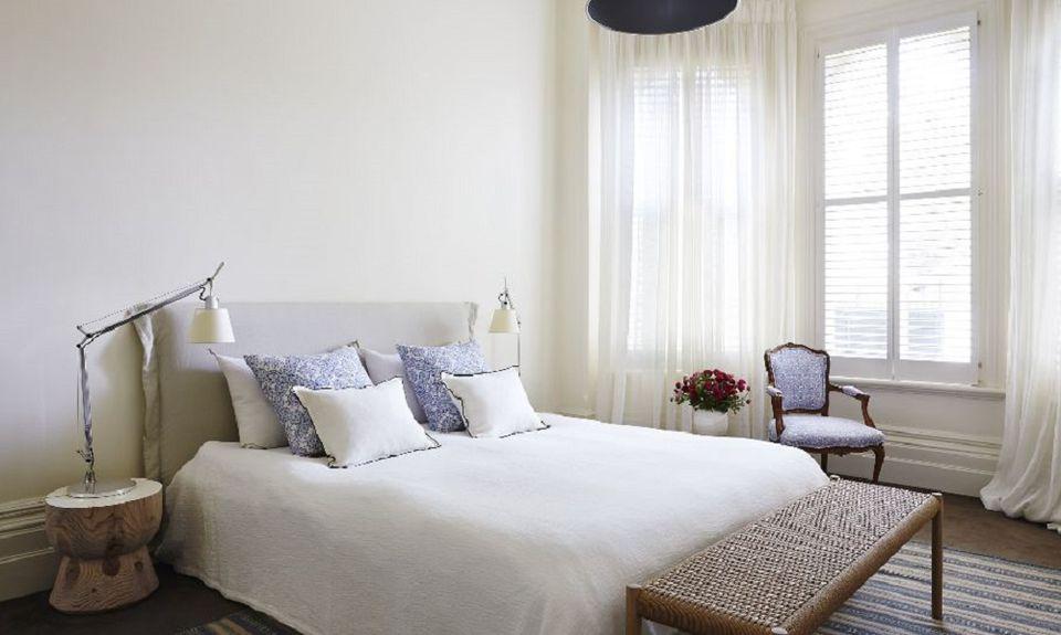 photo courtesy of brownlow interior design in a minimalist room - Bedroom Minimalist Design