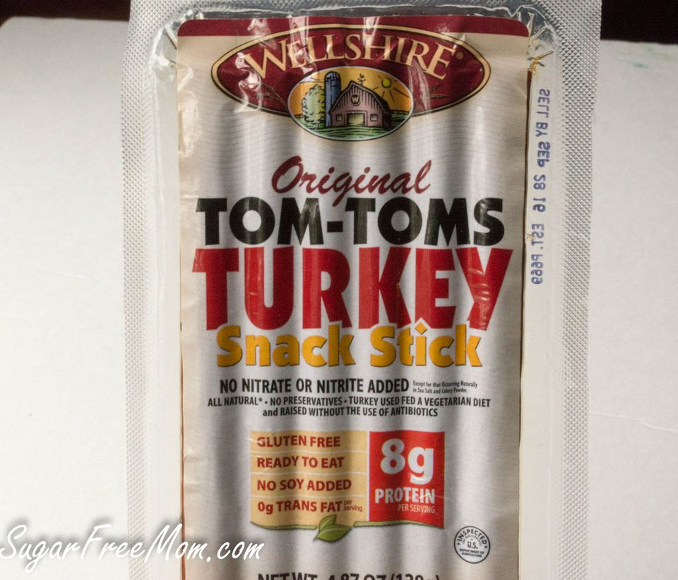 Review of Tom-Toms Turkey Snack Stick