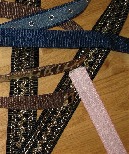 Sew a Quick and Easy Belt