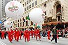 Dallas Children's Health Holiday Parade