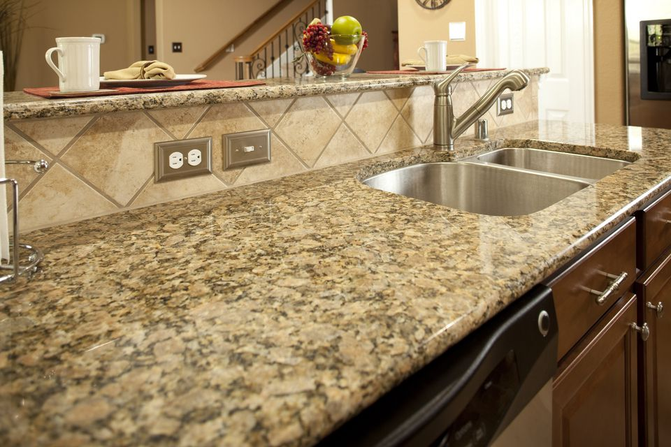 How to clean 6 types of stone countertops for Types of granite for countertops