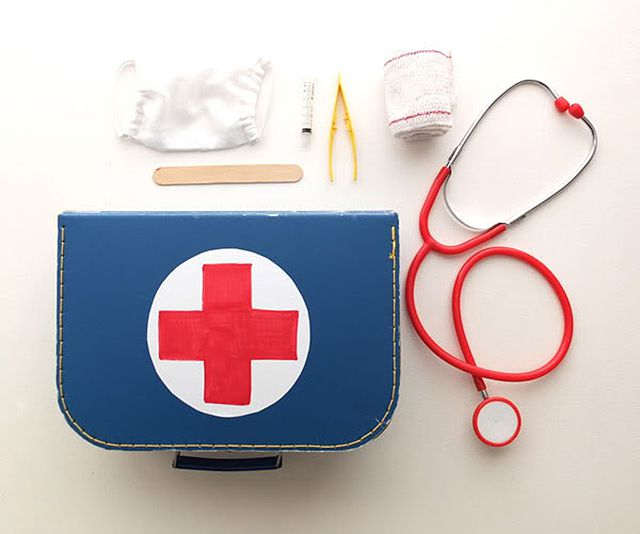DIY Doctor Play Set