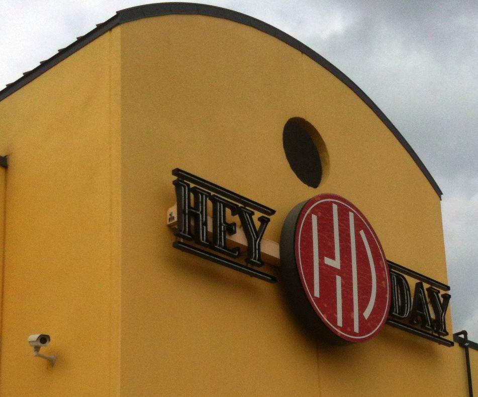 HeyDay Entertainment Center