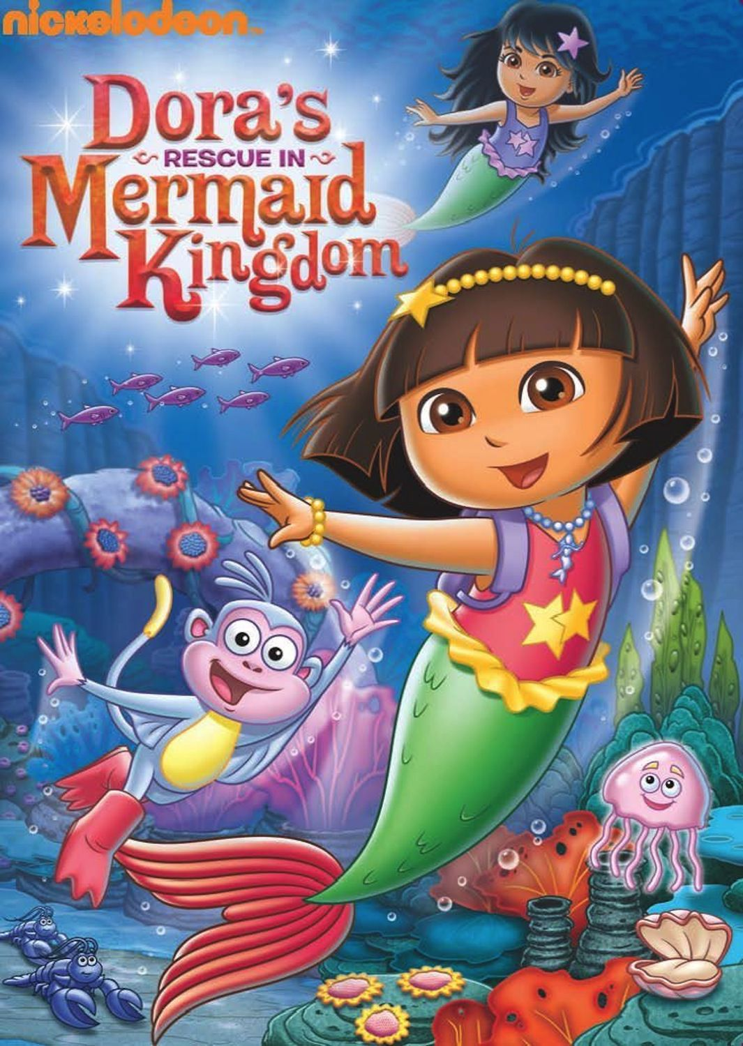 mermaid movies for kids and families