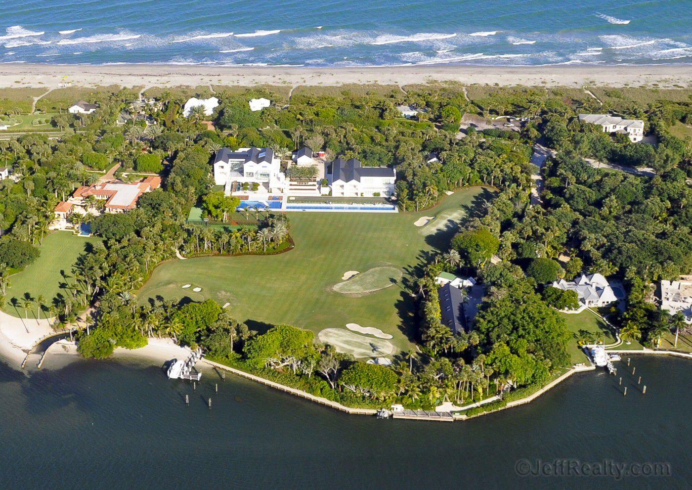 tiger woods u0026 39  house in jupiter island  florida