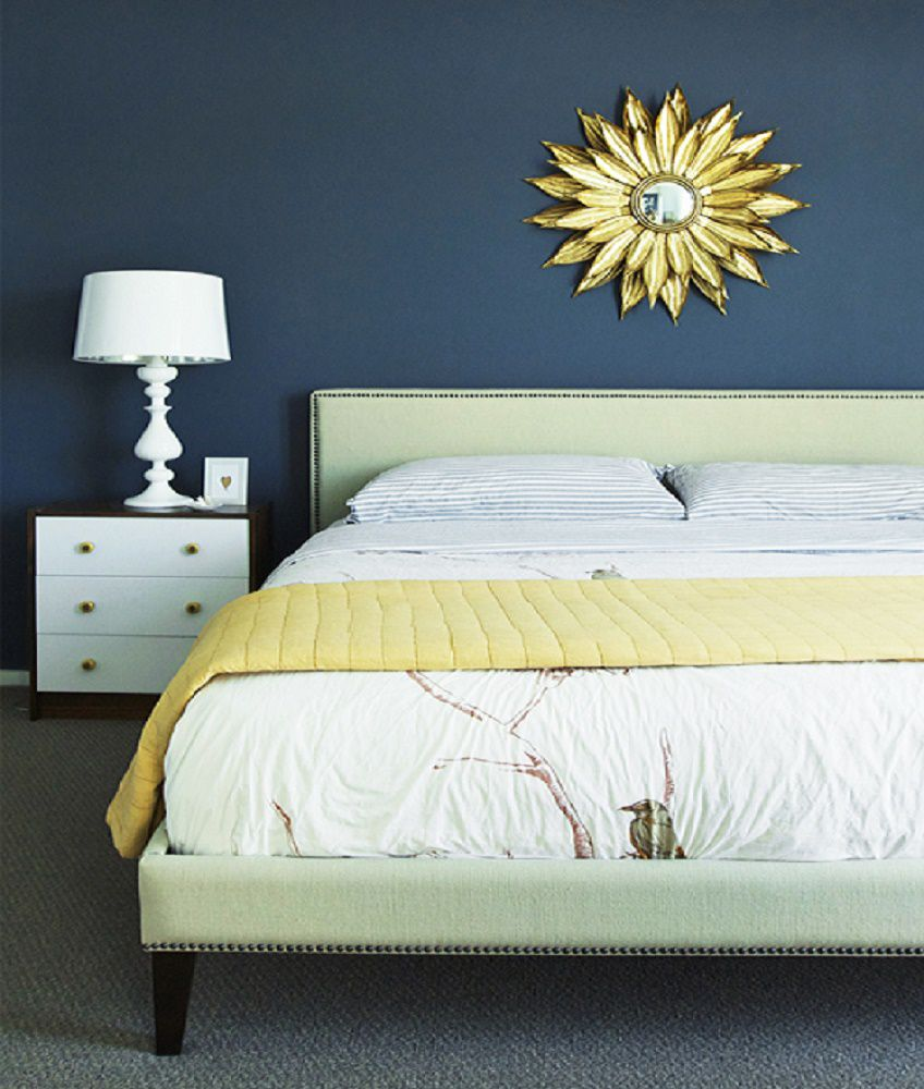 Yellow Walls Bedroom How To Decorate A Bedroom With Yellow